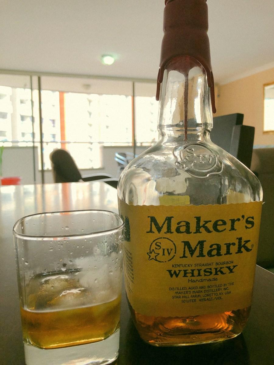 Maker's Mark Bourbon Whisky (Loretto, Ky. Estados Unidos)