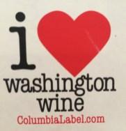 I love Washington Winea