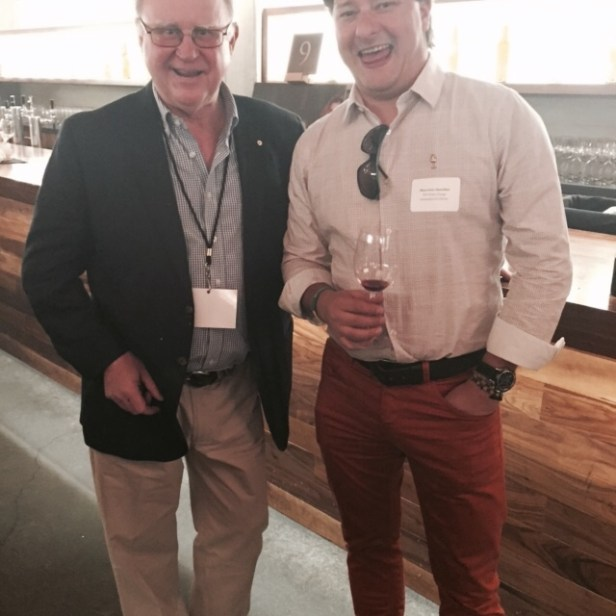 Bruce Tyrrell (Tyrrell's Wines, Australia)