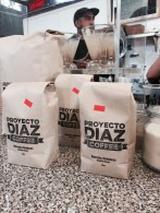 Proyecto Diaz Coffee (San Francisco, Ca. Estados Unidos)
