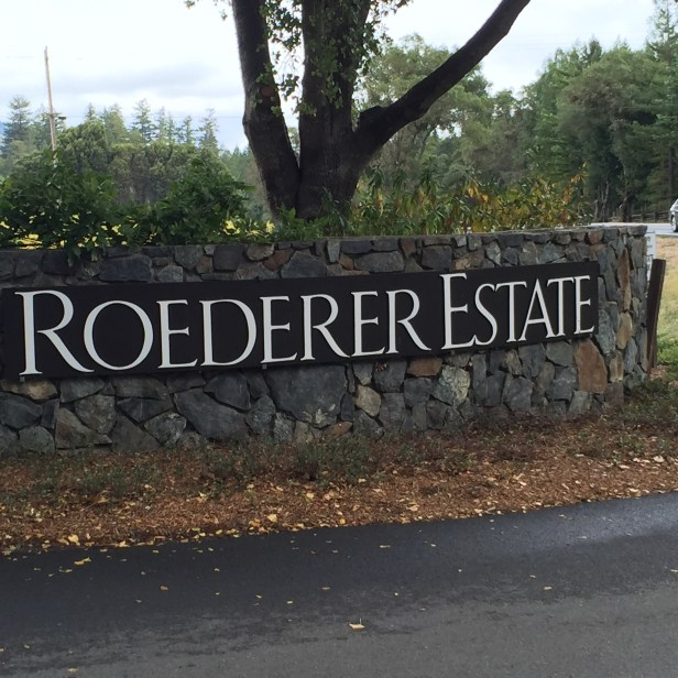 Roederer Estate (Philo, Ca. Estados Unidos)
