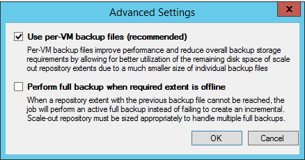Veeam 9 Scale-out backup repositories | Marius Sandbu