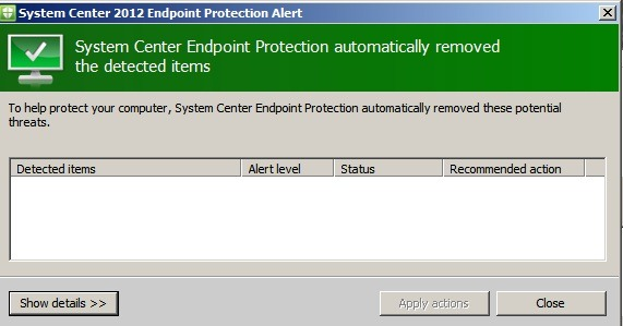 Forefront Endpoint Protection in SCCM 2012   Marius Sandbu