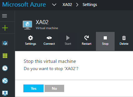 Setting up Citrix XenDesktop with Azure Resource Manager
