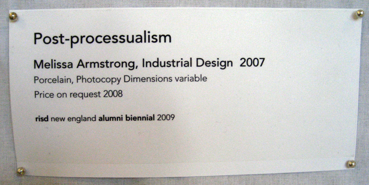 Post-Processualism = Archaeological Theory related to Post-Modernism