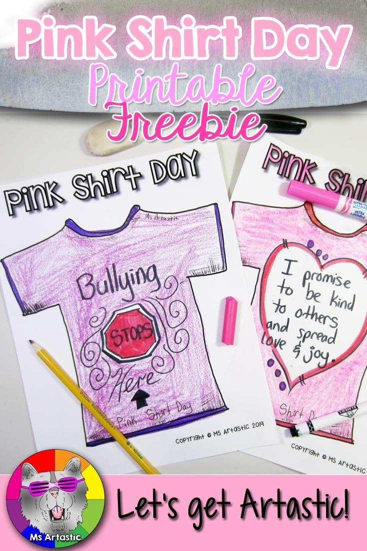 Pinterest pink shirt