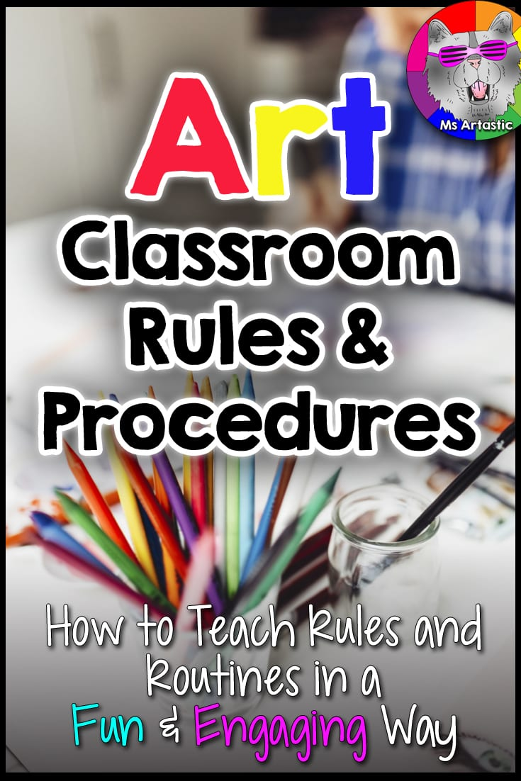 classroom rules and routines in an engaging way pinterest pin