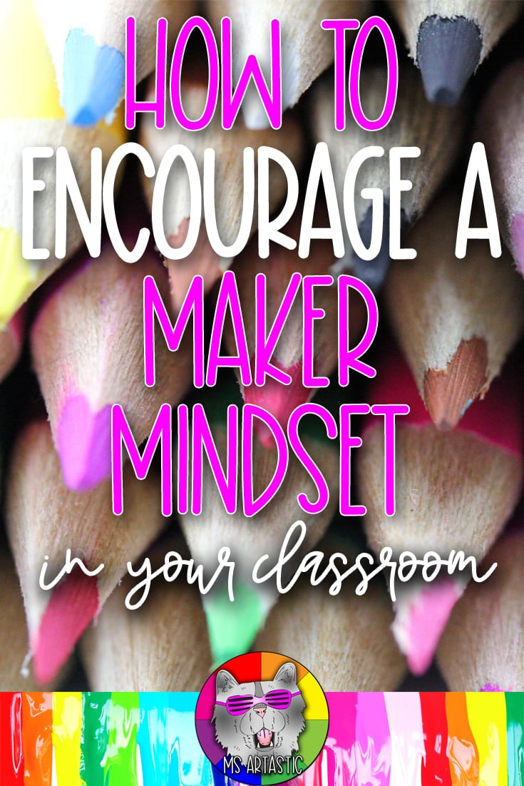 A Makerspace is an opportunity to allow kids to be creative, experiment, and learn and apply Growth Mindset thinking when trying to solve real-world problems or STEAM design challenges. It is important to expose kids in Elementary and Middle School to design challenges or projects that require building to provide hands-on experiences to solving problems. Read about my ideas on how to encourage a Maker Mindset in your classroom, library, or home. #backtoschool #makerspace #steamchallenges