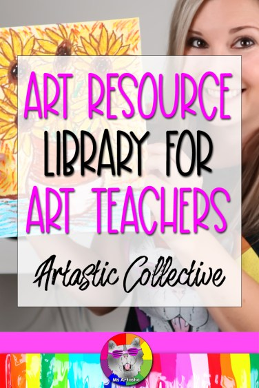 The Artastic Collective Art Teacher Membership provides Art Instructors with an Art Resource and Lesson Library was founded by ME, Kathleen McGiveron (Ms Artastic). My mission is to provide you with prepared art lessons, resources, and activities that will allow you to free up your time and live your life, whether that means traveling, pursuing your hobbies, or spending time with your family. You should be able to be an educator or teacher and be able to have the time to LIVE life. With this membership, you will receive teaching ideas, inspiration, and guidance to help you navigate and problem-solve in your classroom or studio. This membership will give you the freedom to create art with kids, live your life, and will help you engage your students with art lessons.