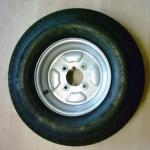 500-10 4 Stud 4 Inch Pcd 4Ply Tyre