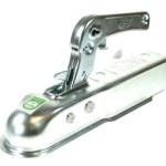 pressed steel coupling 50mm