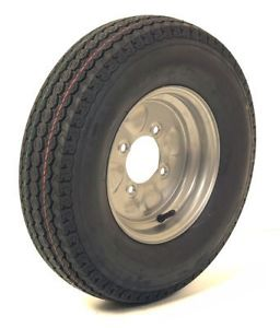 500-10 4 Stud x 115mm Pcd 6 Ply Tyre