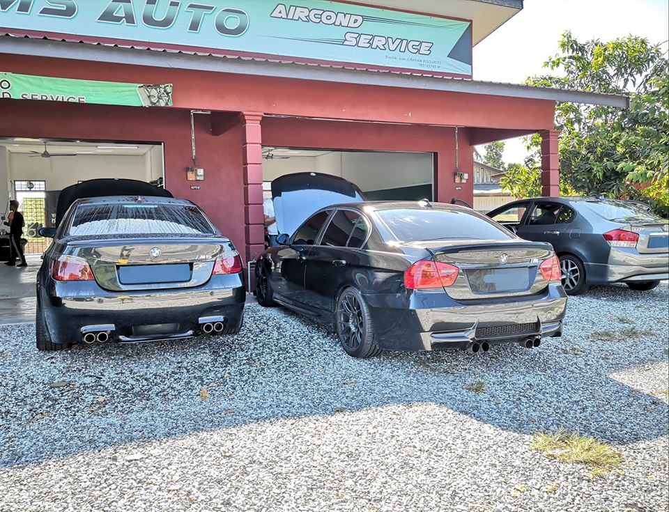 Ramai yg kata pakai BMW kos baiki tinggi..