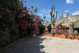 Our hotel in El Fuerte