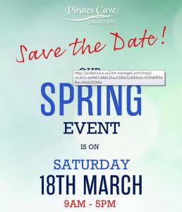 Pirates Cave Spring Event