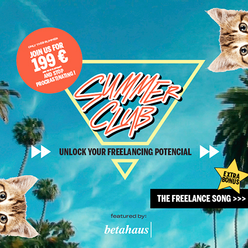SUMMER CLUB – BETAHAUS
