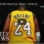 Kobe Bryant is Dead at 41 in CA Helicopter Crash