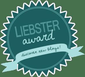 Liebster Award Logo: Green and Blue