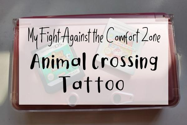 Animal Crossing Tattoo Thumbnai