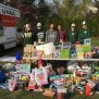 South Jersey Msbl Holds Annual Toys For Tots Holiday Food
