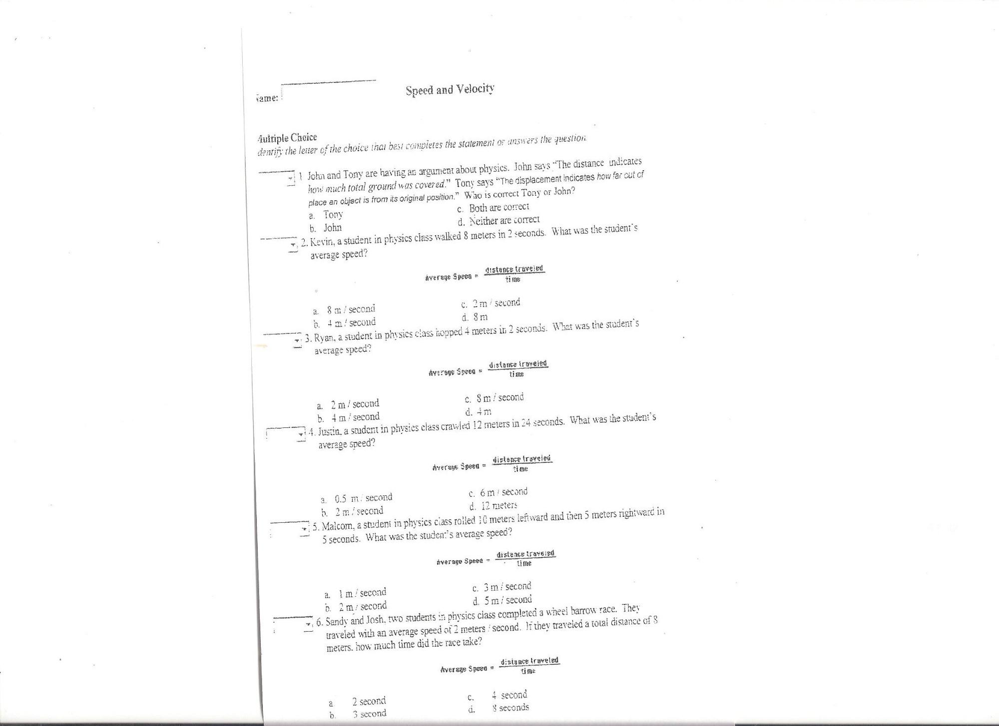 hight resolution of Homework - Physics