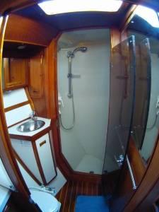 Sportbootführerschein Binnen unter Segeln
