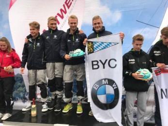 Die Sieger aus Bayern