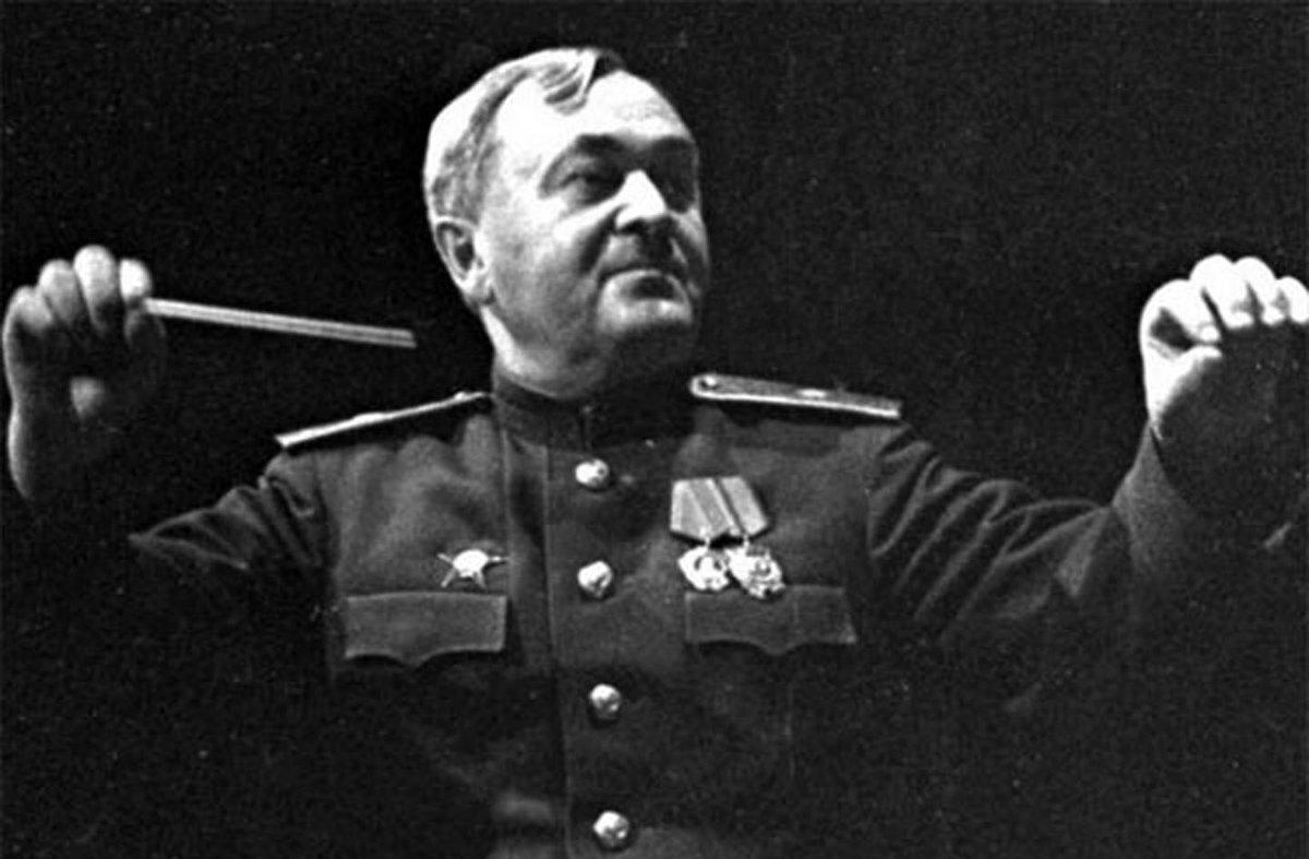 13 апреля. Александр Александров.