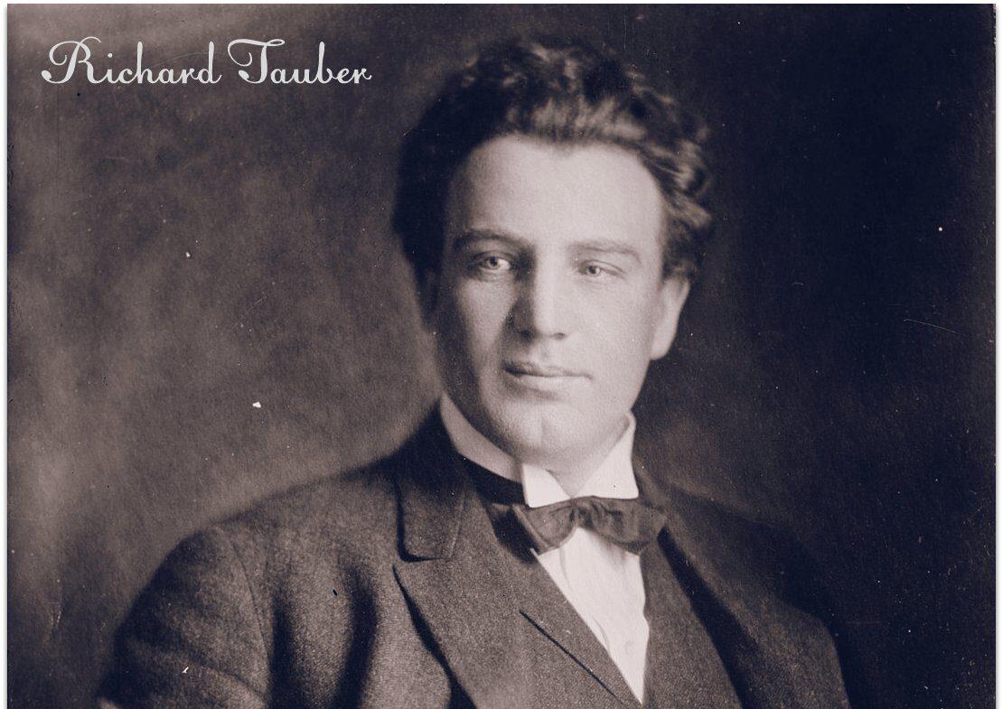 16 мая. Рихард Таубер.