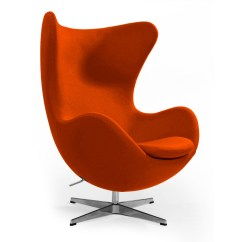 Mid Century Egg Chair Round Folding Covers Where To Find Modern Furniture Replicas In San