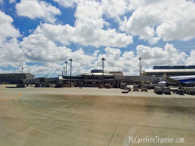 Naha Airport Domestic Terminal