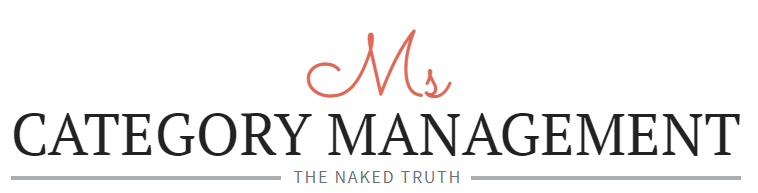 Ms. Category Management - The Naked Truth 2