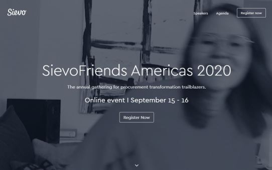 My Epic Keynote Speaking Event! Join me at SievoFriends Americas on 9.15.20 - Learn the ABC's of Building Your Personal Brand