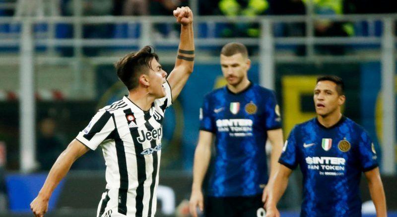 Dybala scored vs Inter