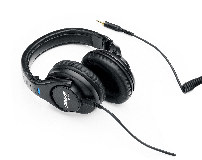 shure-srh-440-stereo-headphones-review