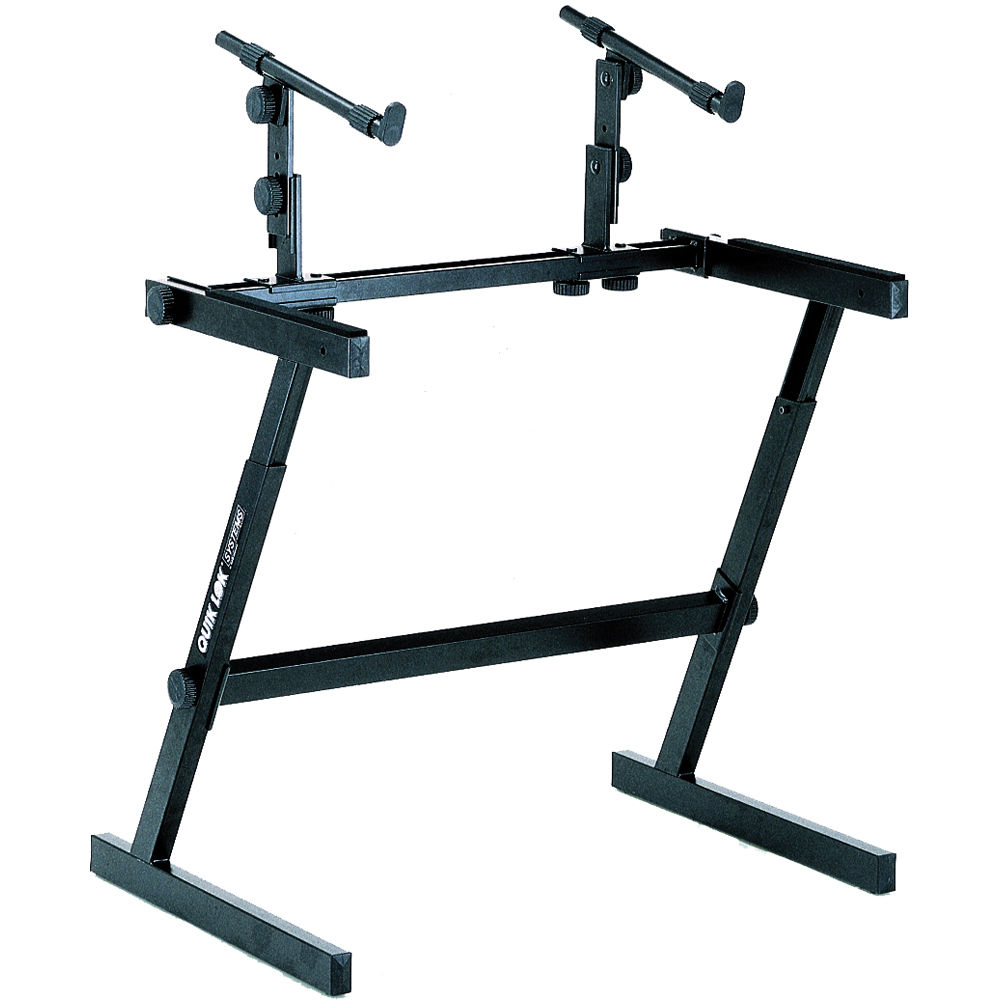 QuikLok-Z-726L-two-tier-stand