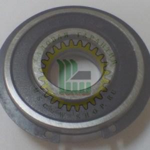 Подшипник вала фрикционного ролика со стопорным кольцом KBE-6203