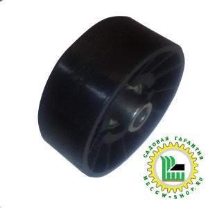 Ролик натяжения ремня привода шнеков 8x55x21 мм. KC55-02-21-DDE
