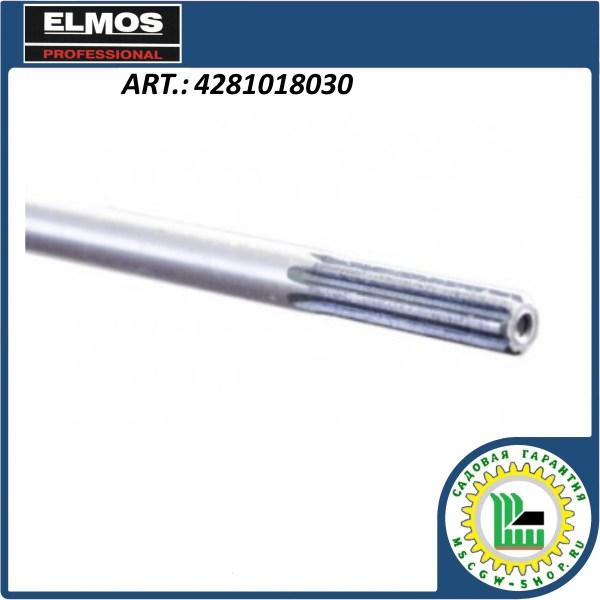 Вал приводной 7x7x807 мм. Elmos 4281018030