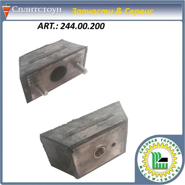 Виброизолятор площадки двигателя Сплитстоун 244.00.200 / 4170