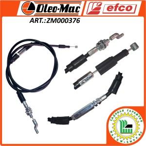Трос курка отключения гусеницы / колеса 950x1015 мм. EFCO / Oleo-Mac ZM000376