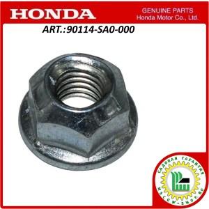 Гайка самоконтрящаяся М6x1 Honda 90114-SA0-000