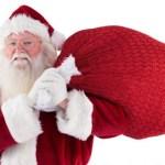 サンタに会いに関空へ行こう!週末の関空はホワイトクリスマス