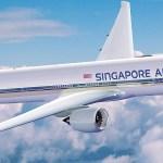 憧れのシンガポール航空に安く乗れるチャンス!日本就航50周年記念セール
