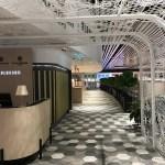 BLOSSOM LOUNGE・チャンギ国際空港ターミナル4で唯一プライオリティパスが使えるラウンジ