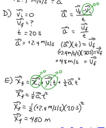 Random Ramblings and Helpful Hints: Physics Day Fifteen