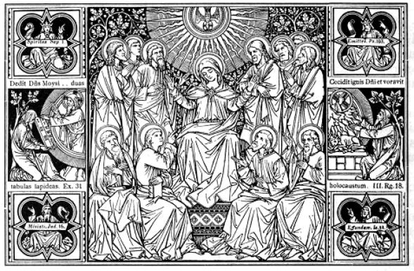 Pentecostés manifestación plena de Dios