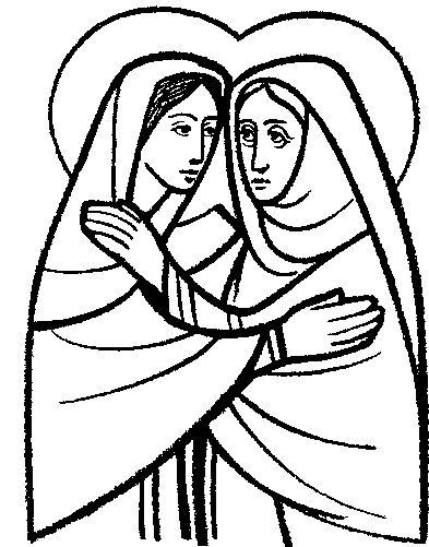 The Visitation: Model for the New Evangelization