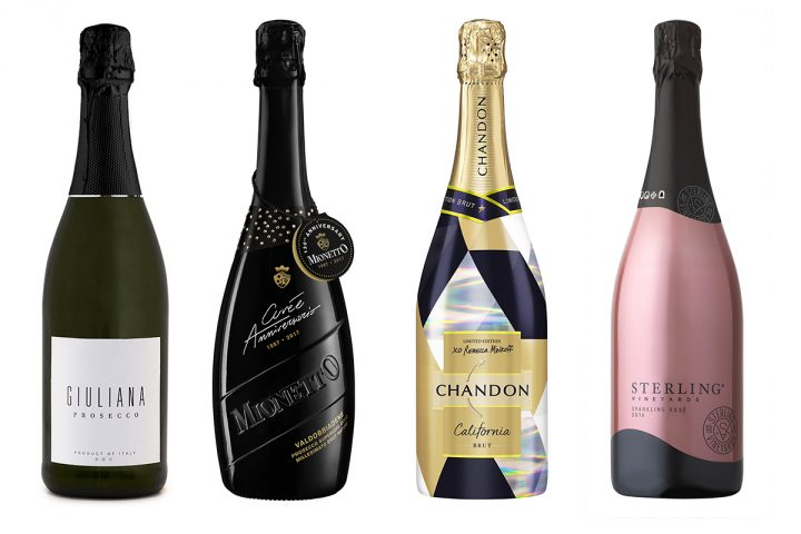 new sparkling wines