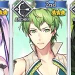 【FGO】エウリュアレ、ダビデ、ロビンフッドで一番初心者にオススメな弓は?